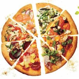bab feltét 60cm-es pizzához
