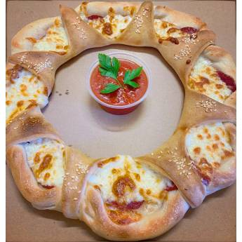 Pizza Fresbee
